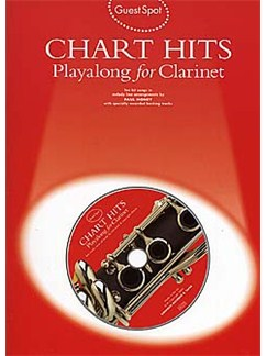 Guest Spot: Chart Hits Playalong For Clarinet Books and CDs | Clarinet