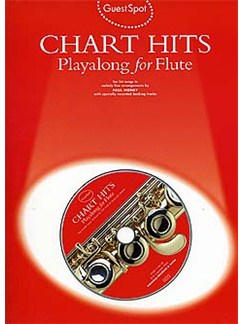 Guest Spot: Chart Hits Playalong For Flute Books and CDs | Flute