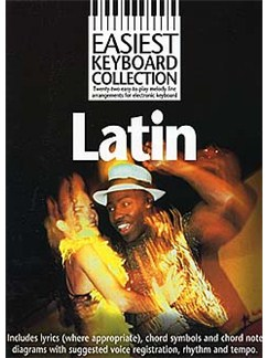 Easiest Keyboard Collection: Latin Books | Keyboard