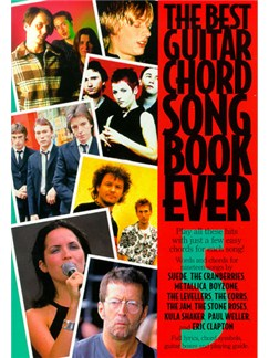 The Best Guitar Chord Songbook Ever 5 Books | Lyrics & Chords, with guitar chord boxes