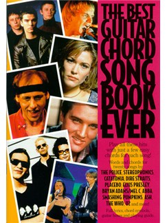 The Best Guitar Chord Songbook Ever 8 Books | Lyrics & Chords, with chord symbols