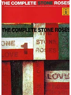 The Complete Stone Roses Livre | Tablature Guitare (Symboles d'Accords)