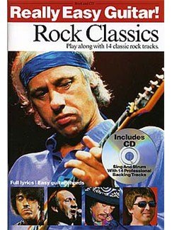 Really Easy Guitar! Rock Classics Books and CDs | Guitar