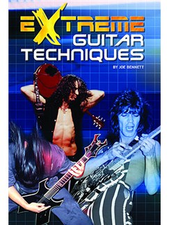 Extreme Guitar Techniques Books | Guitar