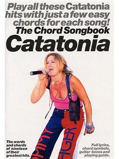Catatonia: The Chord Songbook Books | Lyrics & Chords (with Chord Symbols)