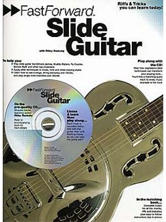 Fast Forward: Slide Guitar CD et Livre | Guitare
