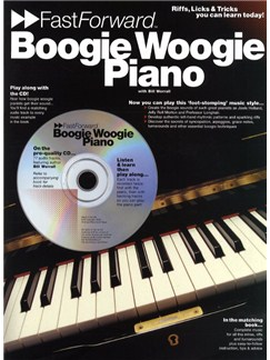 Fast Forward: Boogie Woogie Piano Books and CDs | Piano