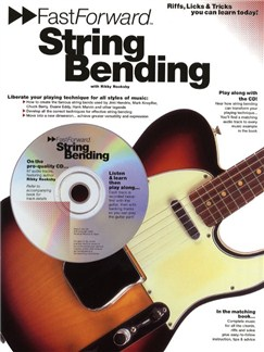 Fast Forward: String Bending Books and CDs | Guitar