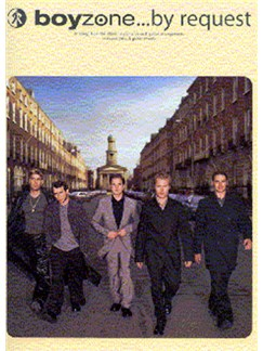 Boyzone: ..By Request Books | Piano and Voice, with Guitar chord boxes