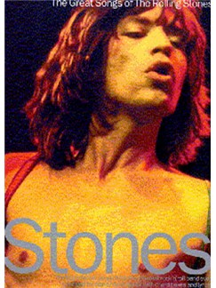 The Great Songs Of The Rolling Stones Books | Piano and Voice, with Guitar chord boxes