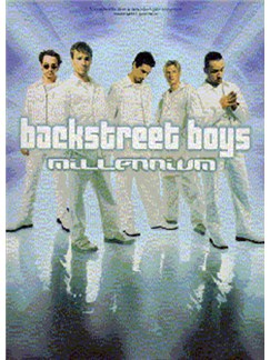 Backstreet Boys: Millennium Books | Piano and Voice, with Guitar chord boxes