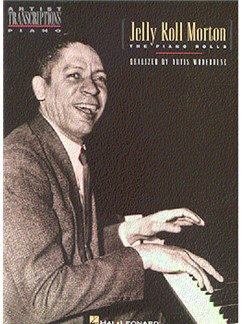 Jelly Roll Morton: The Piano Rolls Books | Piano