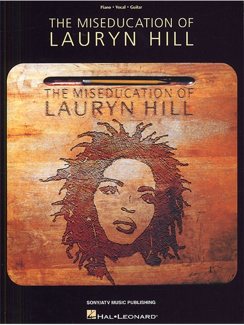 The Miseducation Of Lauryn Hill - Piano, Vocal & Guitar Sheet Music ...