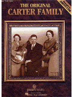 The Original Carter Family Books | Piano, Vocal & Guitar (with Chord Boxes)