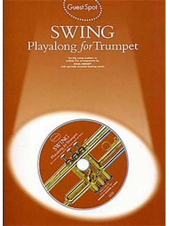 Guest Spot: Swing Playalong For Trumpet Books and CDs | Trumpet