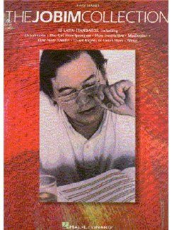 Antonio Carlos Jobim: The Jobim Collection Books | Easy piano, with lyrics and chord symbols