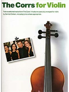 The Corrs For Violin Books | Violin