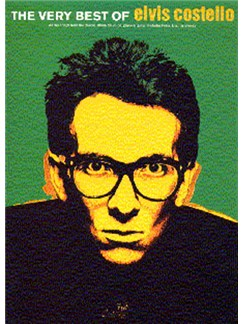 The Very Best Of Elvis Costello Books | Piano and Voice, with Guitar chord boxes