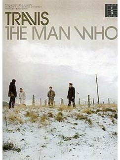 Travis: The Man Who Books | Guitar Tab, with chord symbols