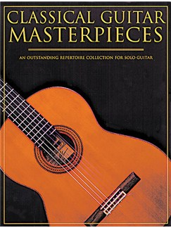 Classical Guitar Masterpieces Books | Guitar, Classical Guitar