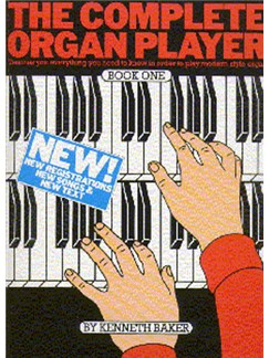 The Complete Organ Player Book One Books | Organ