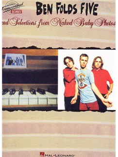 Ben Folds Five: And Selections From Naked Baby Photos Books | Band, with chord symbols