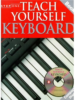 Step One: Teach Yourself Keyboard Books, CDs and DVDs / Videos | Keyboard