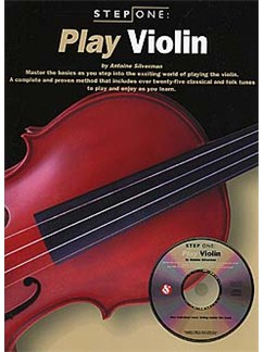Step One: Play Violin Books and CDs | Violin