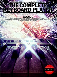 The Complete Keyboard Player: Book 2 Books | Keyboard, with chord symbols