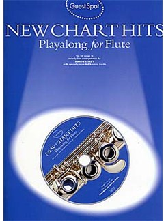 Guest Spot: New Chart Hits Playalong For Flute Books and CDs | Flute