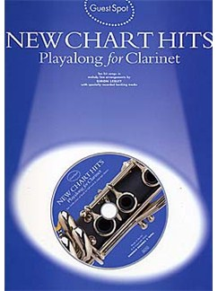 Guest Spot: New Chart Hits Playalong For Clarinet Books and CDs | Clarinet