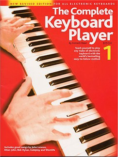 The Complete Keyboard Player: Book 1 (Revised Edition) Livre | Clavier