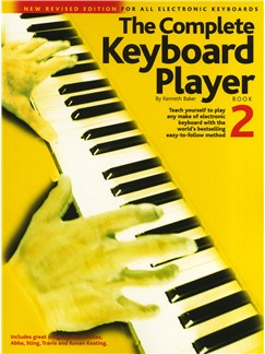 The Complete Keyboard Player: Book 2 (Revised Edition) Books | Keyboard
