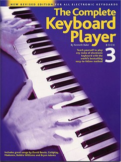 The Complete Keyboard Player: Book 3 (Revised Edition) Books | Keyboard