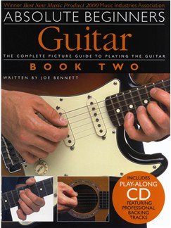 Absolute Beginners: Guitar - Book Two Books and CDs | Guitar