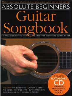 Absolute Beginners: Guitar Songbook Books and CDs | Guitar