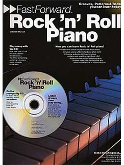 Fast Forward: Rock 'N' Roll Piano Books and CDs | Piano