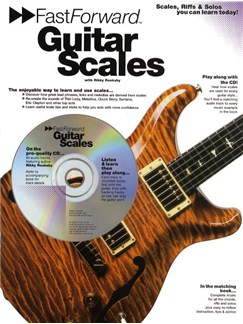 Fast Forward: Guitar Scales Books and CDs | Guitar Tab