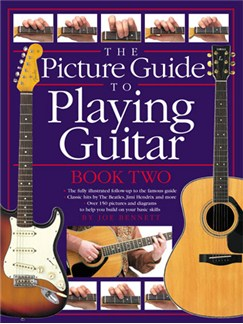 The Picture Guide to Playing Guitar - Book 2 Books | Guitar