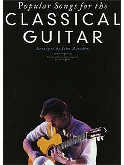 Popular Songs For The Classical Guitar Books | Guitar, Classical Guitar