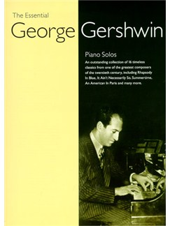 The Essential George Gershwin Books | Piano, with chord symbols