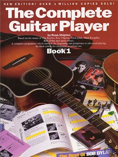 The Complete Guitar Player - Book 1 (New Edition) Books | Guitar, with chord symbols