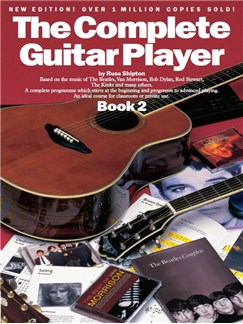 The Complete Guitar Player - Book 2 (New Edition) Books | Guitar, with chord symbols