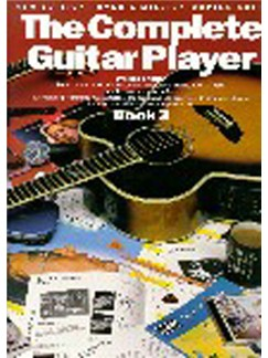 The Complete Guitar Player - Book 3 (New Edition) Books | Guitar, with chord symbols