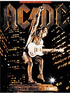 AC/DC: Stiff Upper Lip (Guitar TAB Edition) Books | Guitar Tab, with chord symbols