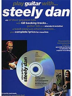Play Guitar With... Steely Dan Books and CDs | Guitar Tab, with chord symbols