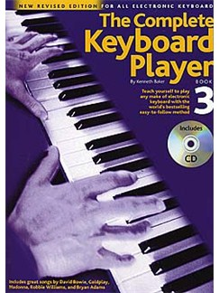 The Complete Keyboard Player: Book 3 With CD (Revised Edition) Books and CDs | Keyboard