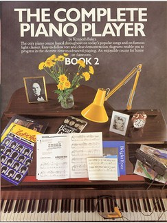 The Complete Piano Player: Book 2 Books | Piano & Guitar, with chord symbols
