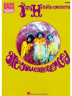 Jimi Hendrix: Are You Experienced (Bass Recorded Versions) Books | Bass Guitar