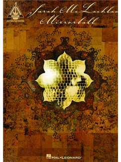 Sarah McLachlan: Mirrorball - Guitar Recorded Versions Books   Guitar Tab, with chord symbols